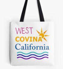 West Covina! California! Tote Bag