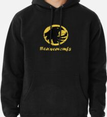 Black Canary Cry Pullover Hoodie