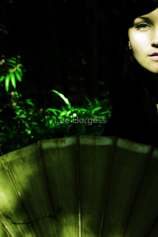 *Green* by Lee Burgess