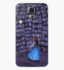 So Many Books Case/Skin for Samsung Galaxy