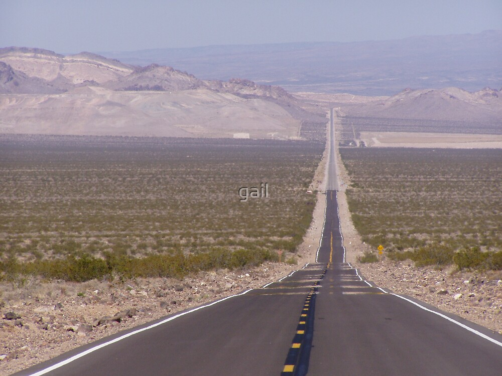 A long road... by gail