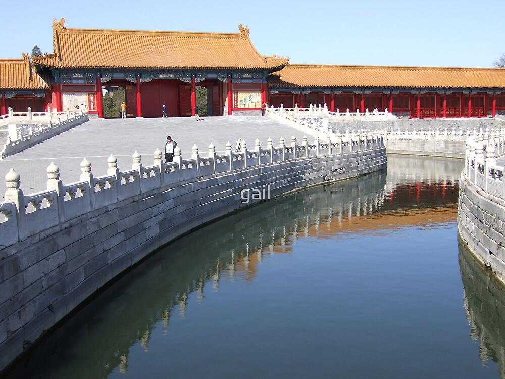 Forbidden City by gail
