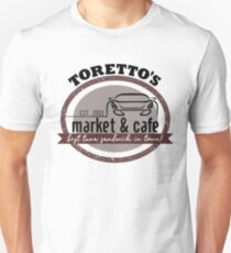 Toretto's Market and Cafe T-Shirt