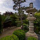 Japanischer Garten von Celeste Mookherjee
