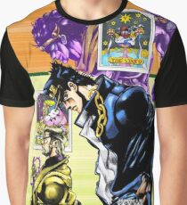 jojo stardust crusaders tarot Graphic T-Shirt