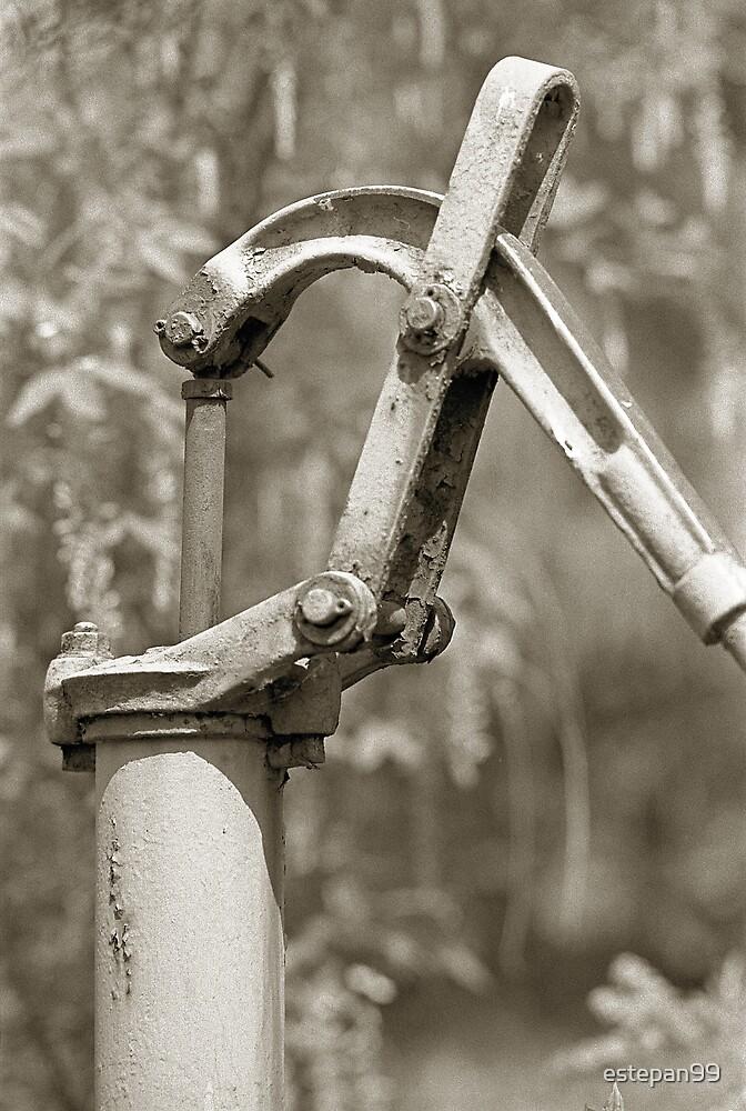old water pump by estepan99