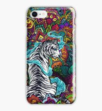 The White Tiger iPhone Case/Skin