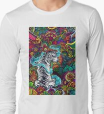 The White Tiger Long Sleeve T-Shirt