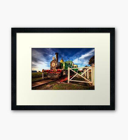 """""""The Klondyke"""" - Queenscliff Framed Print"""