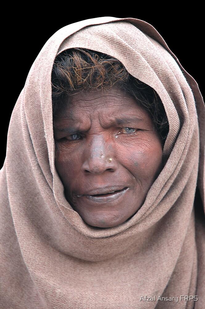 Gulam Fatma by Afzal Ansary FRPS