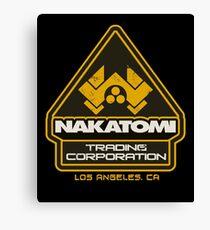 Nakatomi Trading Corporation.  Canvas Print