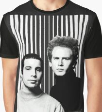 Simon & Garfunkel Graphic T-Shirt