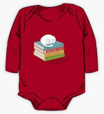 The Cat Loves Books One Piece - Long Sleeve