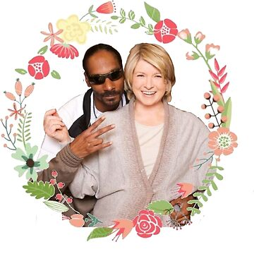 Snoop and Martha by hobokins