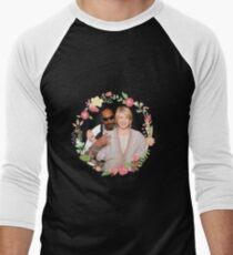 79ca7e5fb1c5c Snoop and Martha Men s Baseball ¾ T-Shirt