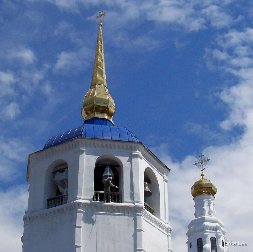 Russian Renovation by Brita Lee