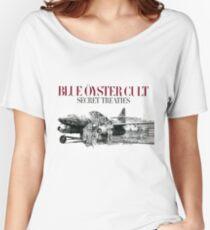 Secret Treaties Women's Relaxed Fit T-Shirt