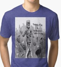 The Man I Used to Be Tri-blend T-Shirt
