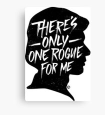 One Rogue Canvas Print