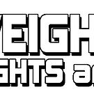Weighing In Logo by Brett Gilbert