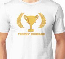 Happy Golden Trophy Husband Unisex T-Shirt