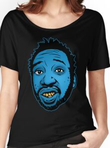 Ol' Dirty Bastard (Blue) Women's Relaxed Fit T-Shirt