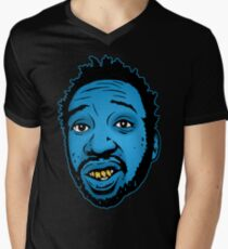 Ol' Dirty Bastard (Blue) Mens V-Neck T-Shirt