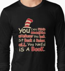 You Can Find Magic in Book T-Shirt