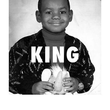 KING  by APietrasiak