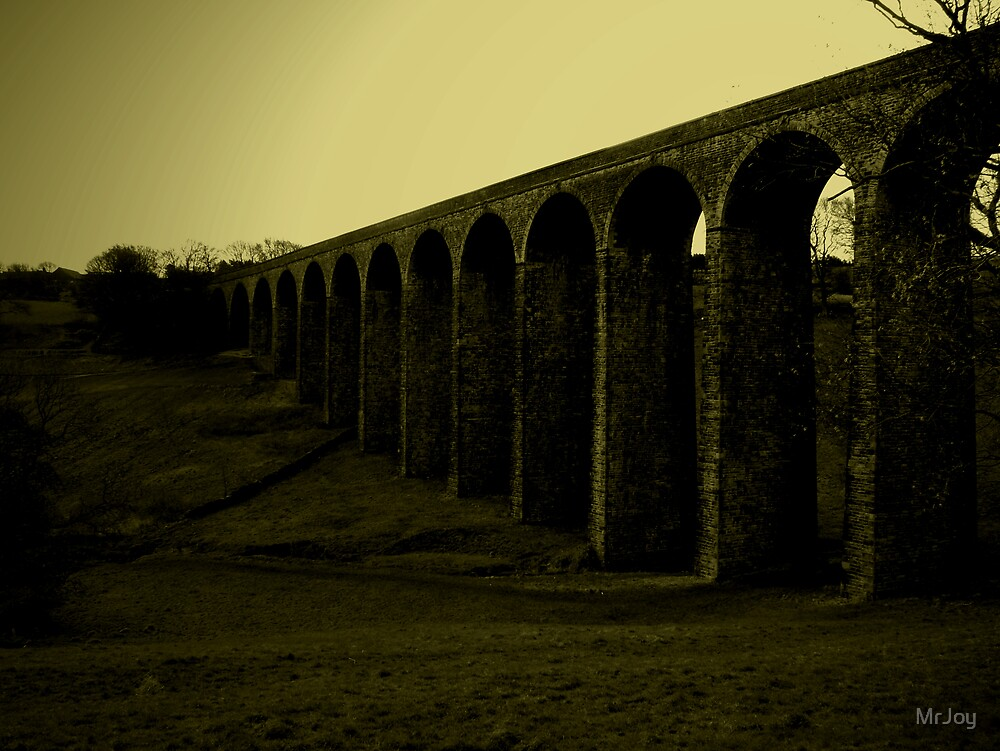 Viaduct by MrJoy