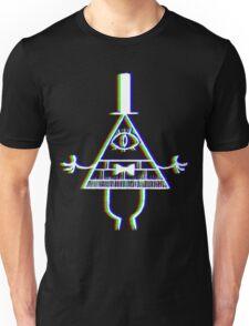 Bill Cipher - Anaglyph Unisex T-Shirt