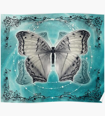 Mistress Butterfly Poster