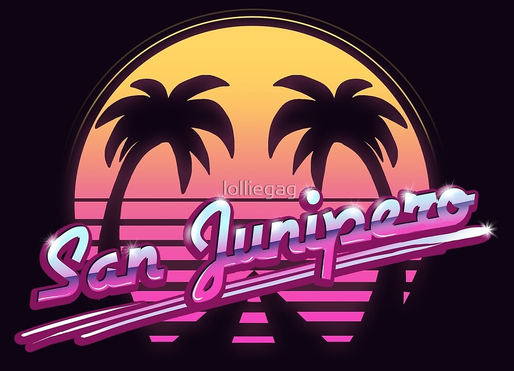 San Junipero by lolliegag