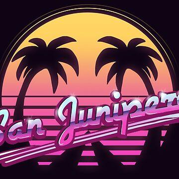 San Junipero by lolliegag