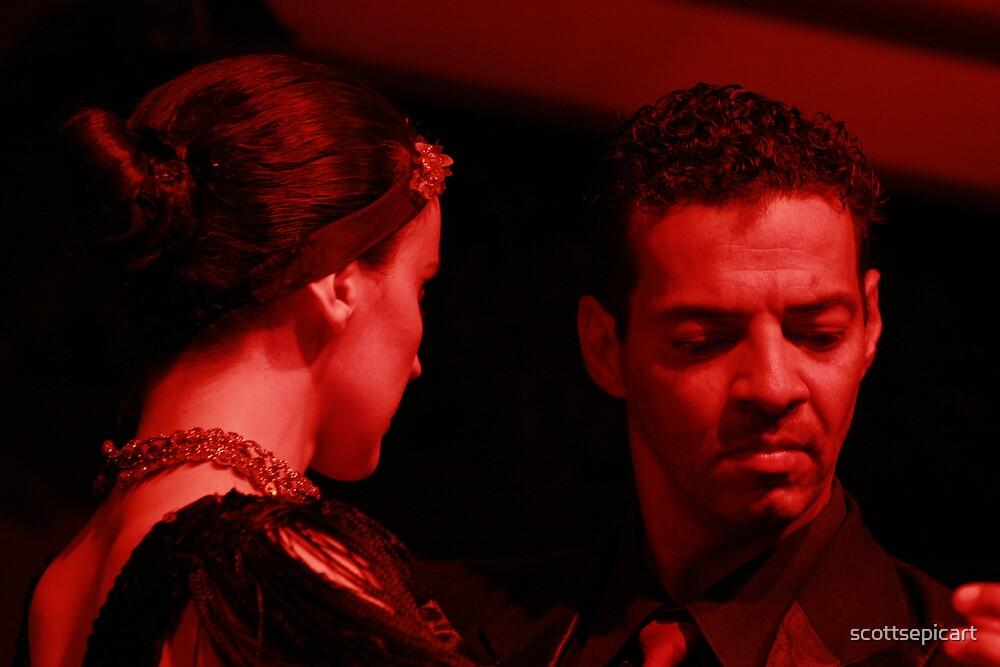 The Tango by scottsepicart