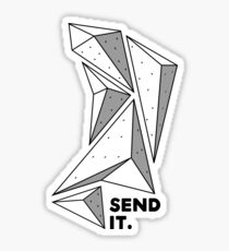 SEND IT. Sticker