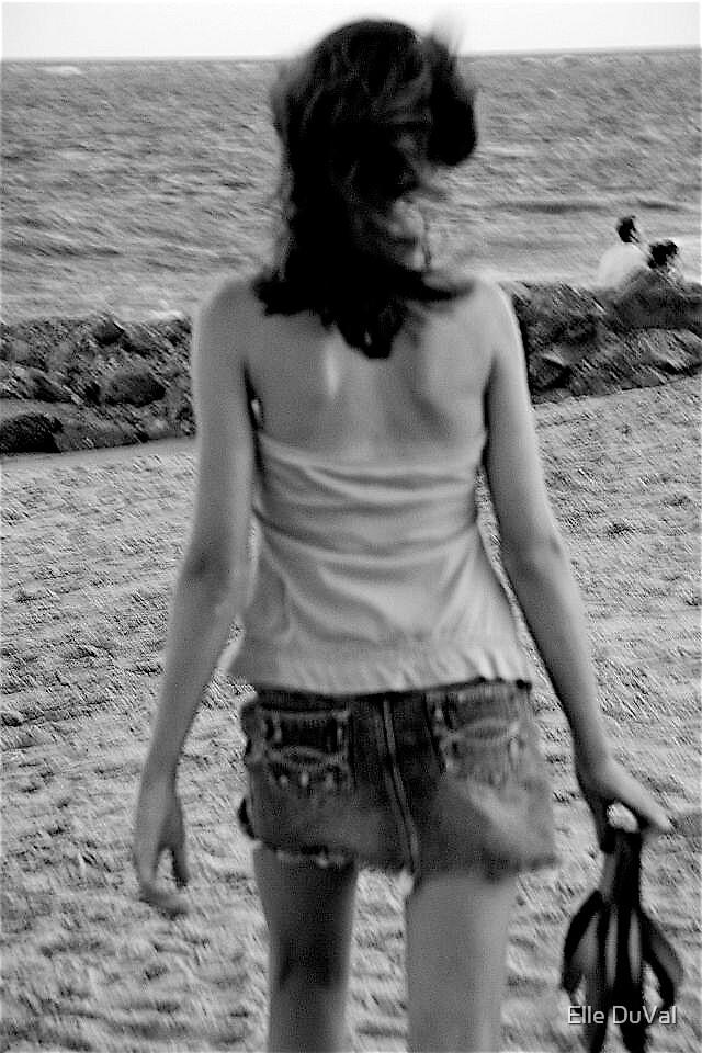 walk away by Elle DuVal