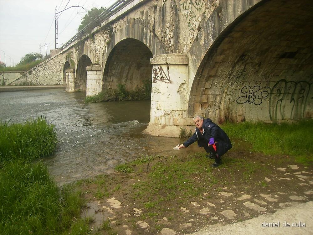 Arlanzon River by daniel  de culla