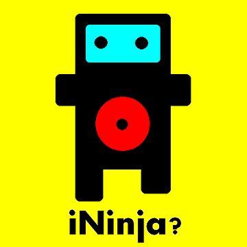 The iNinja? Card for zee1 by rufflesal