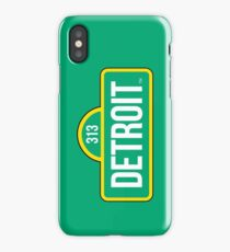 Detroit Street Live iPhone Case/Skin
