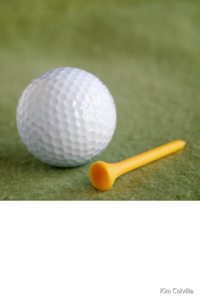 Golf by Kim Colville