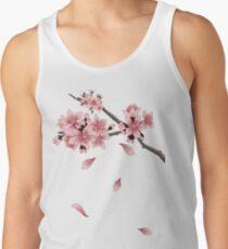 Cherry Blossom Branch Tank Top