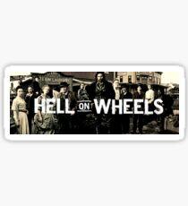 Hell Sticker