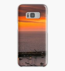 Gorey from above Samsung Galaxy Case/Skin