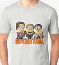 Funny Supernatural Minions  T-Shirt