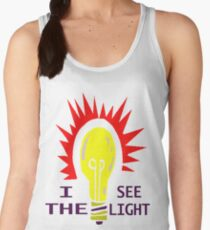 I SEE THE LIGHT Women's Tank Top