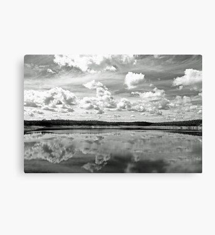 Canning Reservoir - Western Australia  Canvas Print