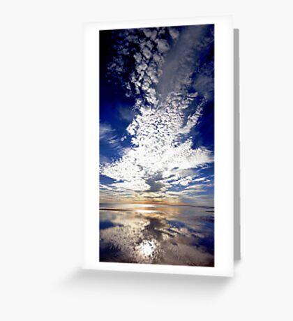 Morning Reflection  Greeting Card