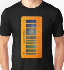2015 California Barcode Plate T-Shirt