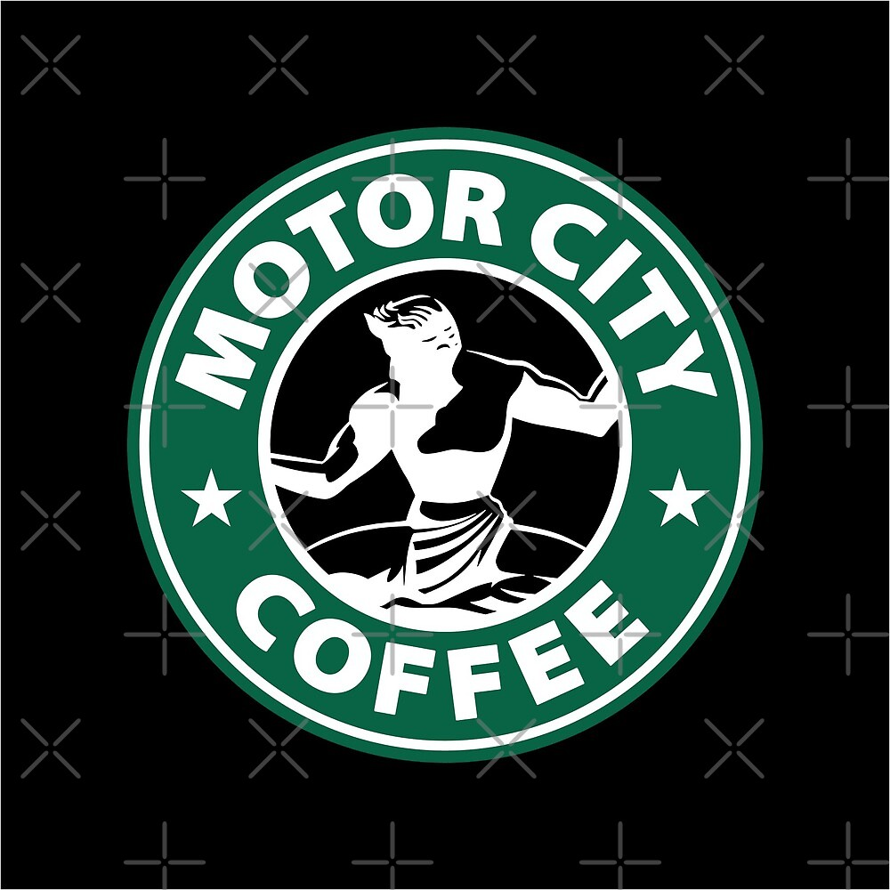 Motor City Coffee by thedline